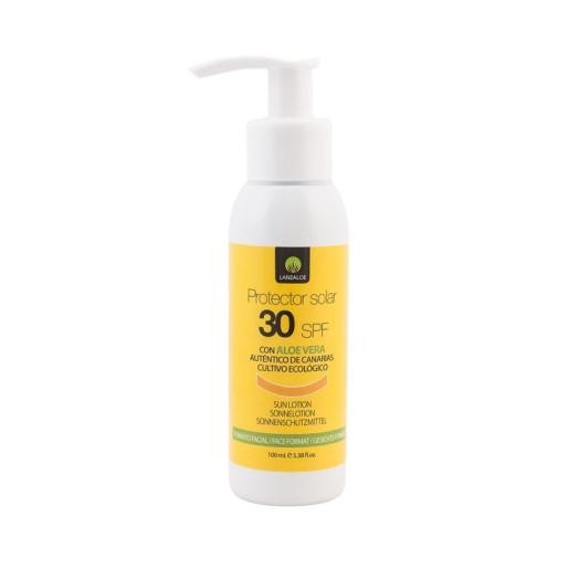 Cremă protecție solară SPF30 Aloe Vera 100 ml