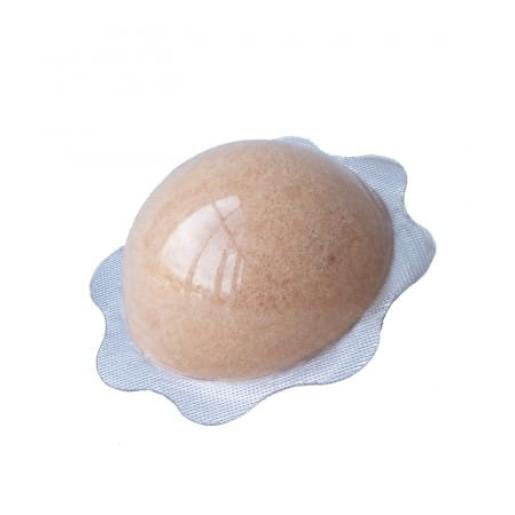 Bomboană efervescentă pentru baie - înghețată cu vanilie portocală (1 baie) - Nacomi
