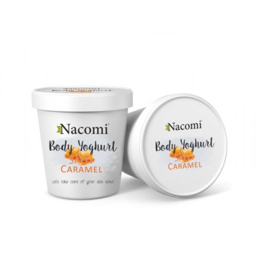 Iaurt de corp - caramel sărat - Nacomi