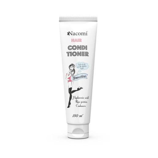 Balsam de păr cu efect de netezire și hidratare - Nacomi