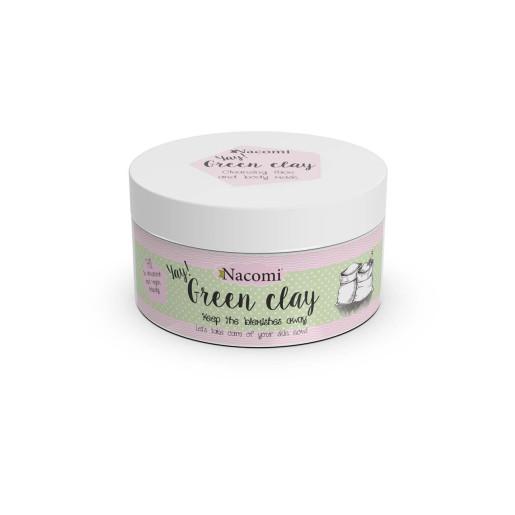 Argilă verde - Nacomi