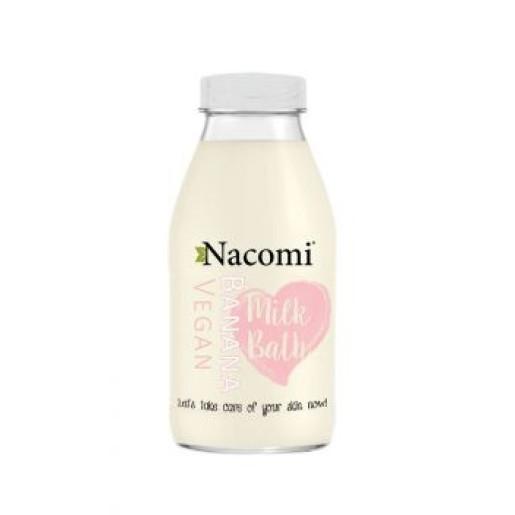 Lapte de baie - cu aromă de banane - Nacomi