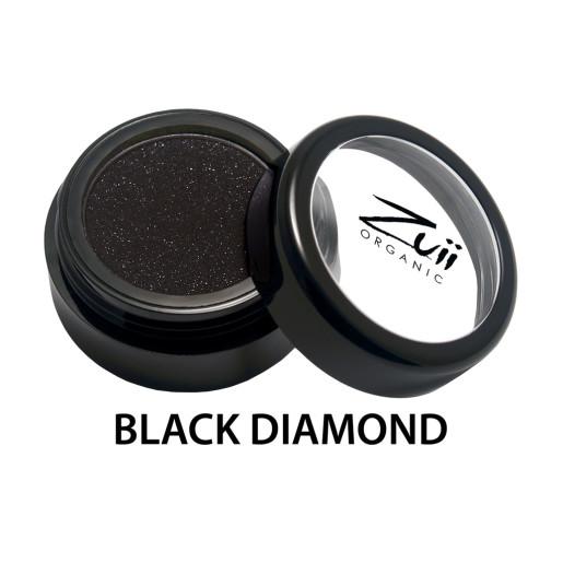 Fard de pleoape organic cu ingrediente florale, Black Diamond