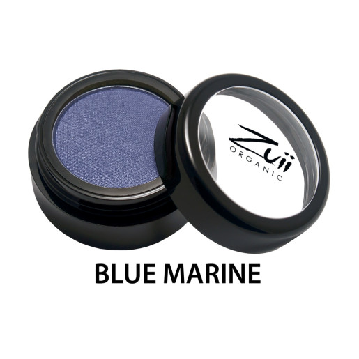 Fard de pleoape organic cu ingrediente florale, Blue Marine