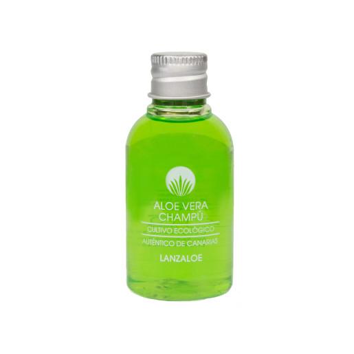 Șampon Aloe Vera - Lanzaloe