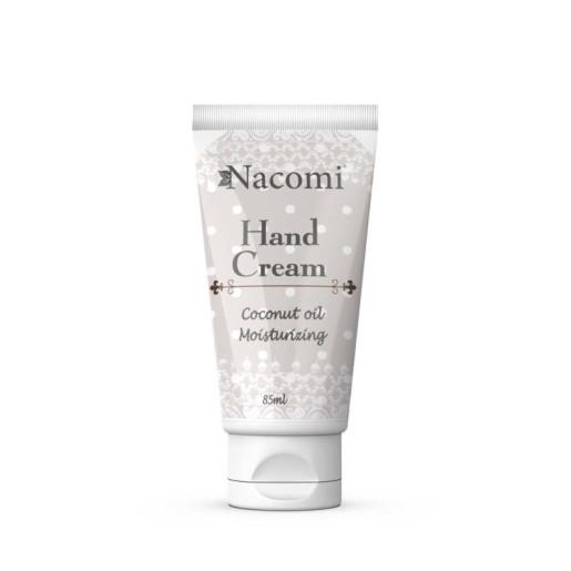 Cremă de mâini hidratantă - Nacomi