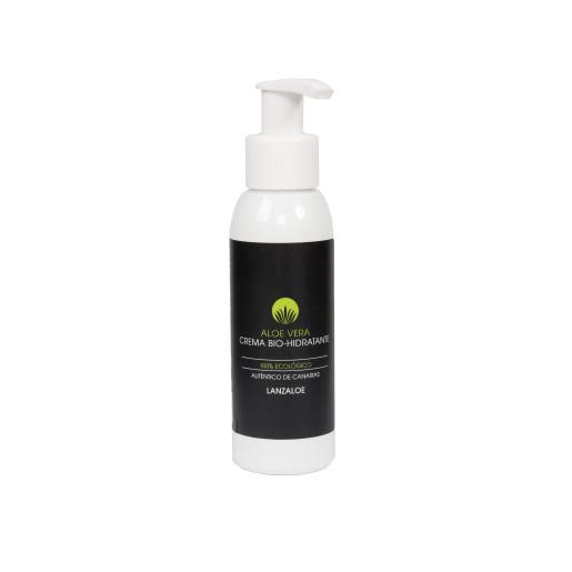 Cremă bio hidratantă 100% ecologică Aloe Vera 100ml