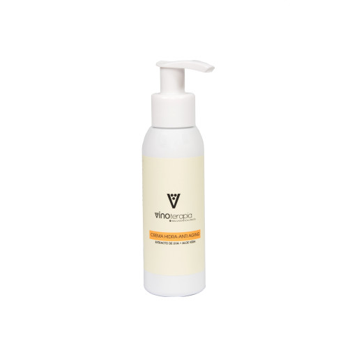 Cremă Hidra anti-îmbătrânire Vinoterapia 100 ml
