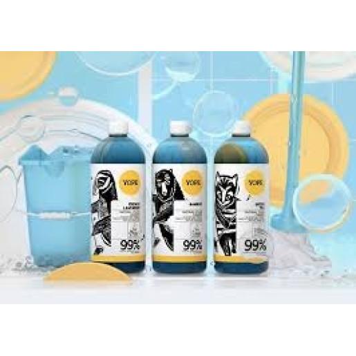 Soluție naturală de curățat, pentru pardoseli, cu lavandă franceză - YOPE