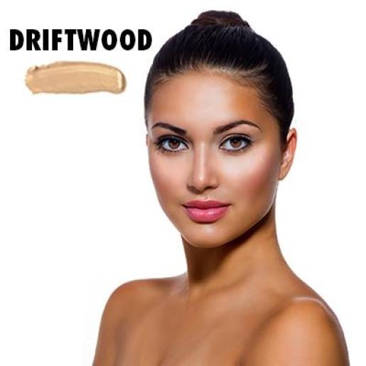Lux Flawless Fond de ten organic, Driftwood