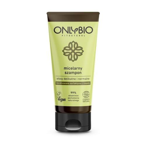 Şampon micelar pentru părul delicat și normal - Only Bio