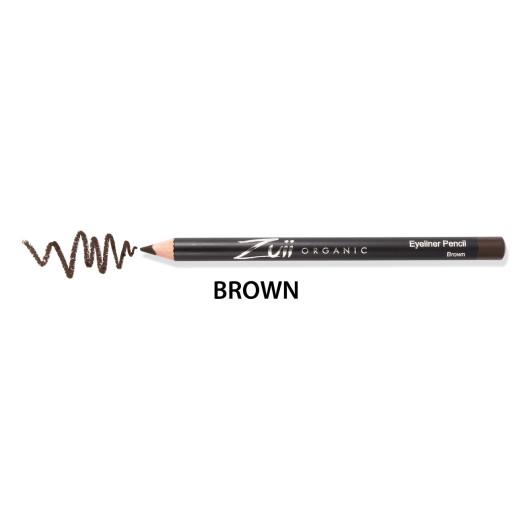 Creion organic pentru contur ochi, Brown