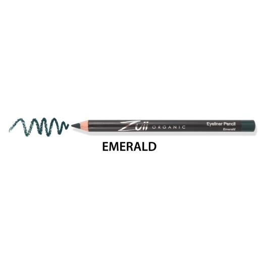 Creion organic pentru contur ochi, Emerald