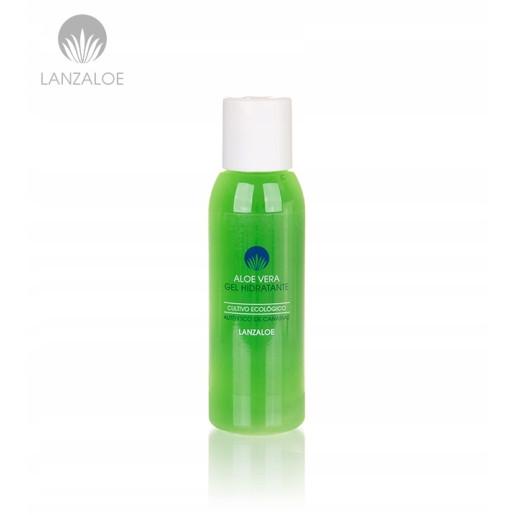 Gel hidratant după expunerea la soare, Aloe Vera - Lanzaloe