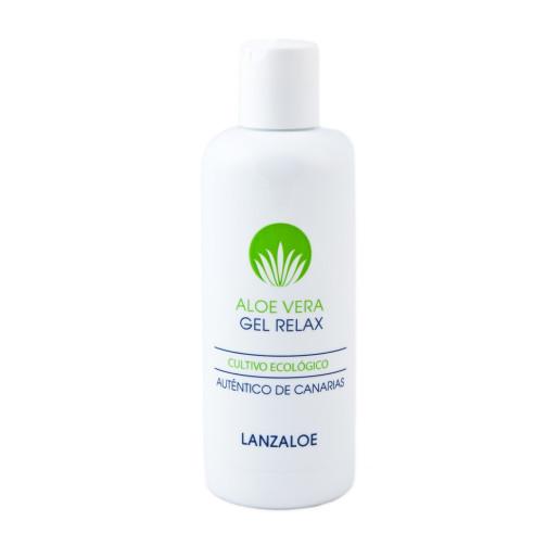Gel relaxant Aloe Vera 250 ml