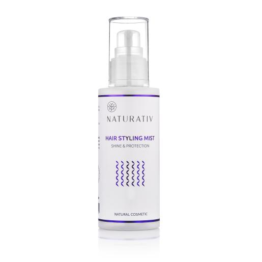 Spray de stilizare pentru păr - Naturativ