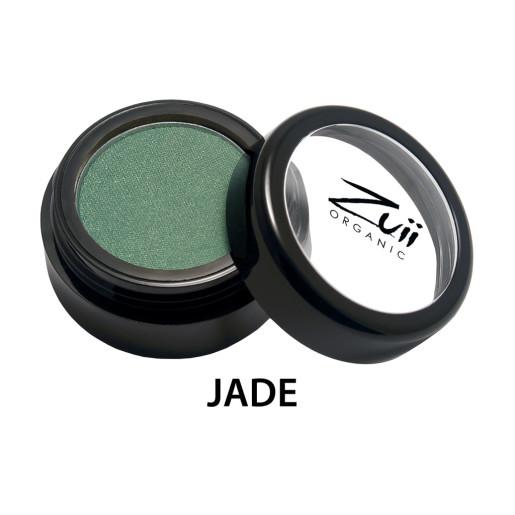Fard de pleoape organic cu ingrediente florale, Jade
