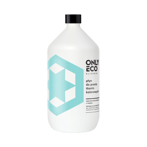 Detergent lichid pentru rufe colorate - Only Eco