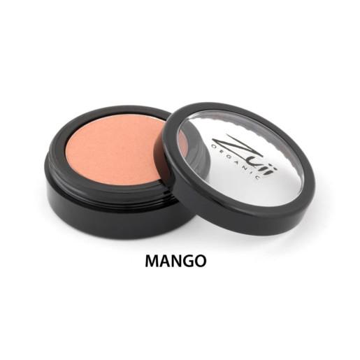Fard organic de obraz din petale de flori, Mango - Zuii Organic