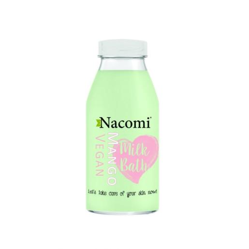 Lapte de baie - cu aromă de mango - Nacomi