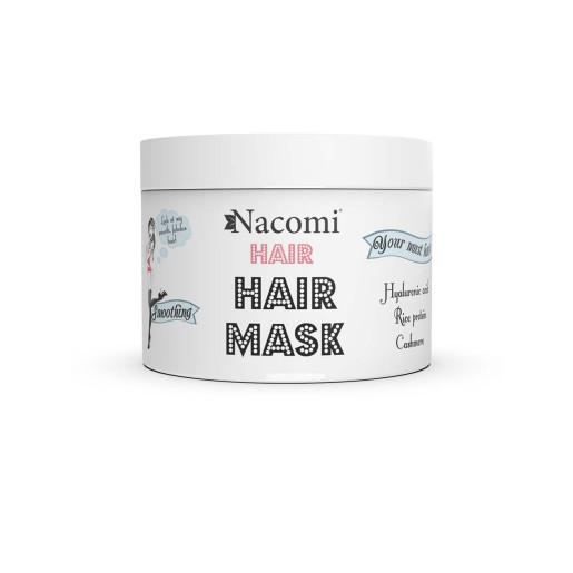 Mască cu efect de netezire și hidratare - Nacomi