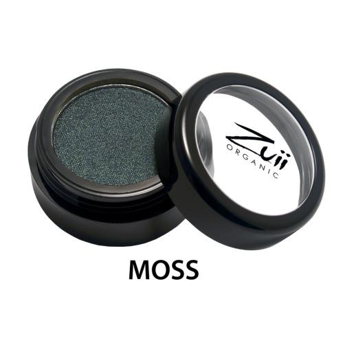 Fard de pleoape organic cu ingrediente florale, Moss