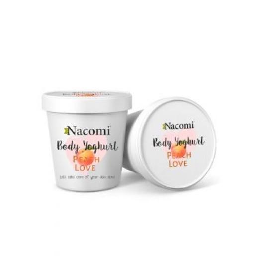 Iaurt de corp - piersici iubitoare - Nacomi