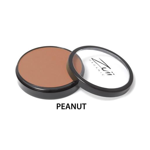 Pudră compactă organică, cu ingrediente florale, Peanut