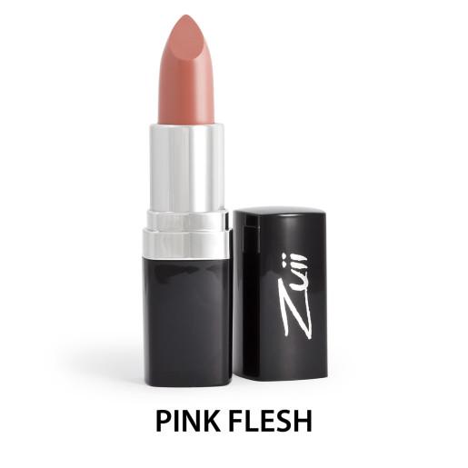 Ruj organic cu ulei de trandafiri, Pink Flesh