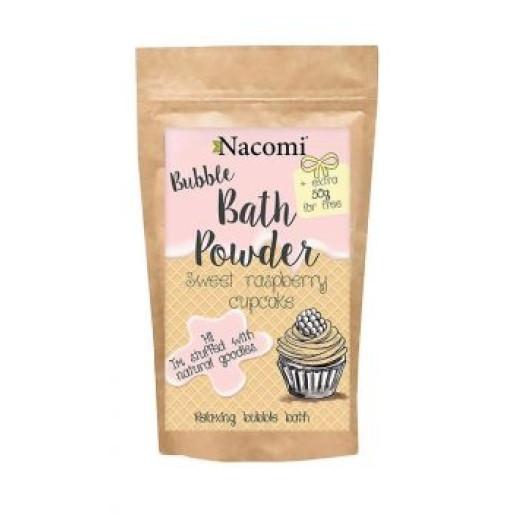 Praf de baie - Prăjitură dulce cu zmeură - Nacomi
