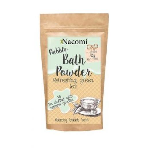 Praf de baie - ceai verde răcoritor - Nacomi