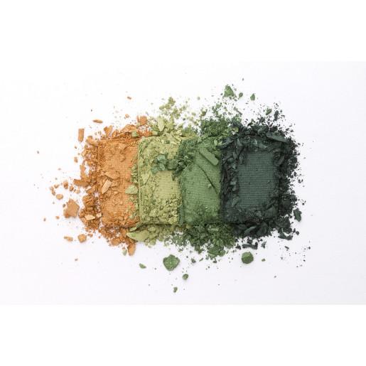 Paletă farduri de pleoape organice cu ingrediente florale, Breeze