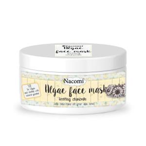 Mască de față din alge - mușețel calmant - Nacomi