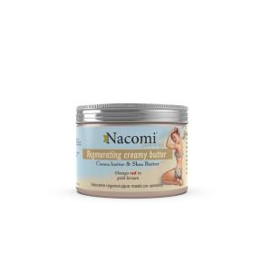 Unt de corp pentru regenerarea pielii după expunerea la soare - Nacomi