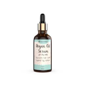Ser cu ulei de argan pentru vârfuri uscate - Nacomi