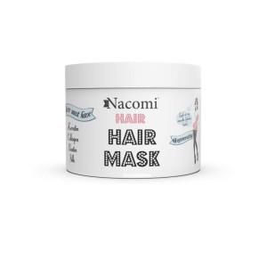 Mască pentru păr cu efect de regenerare și hrănire - Nacomi