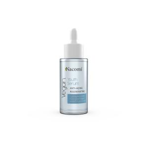 Youth Serum - Ser anti-îmbătrânire și regenerare cu proteine hidrolizate și alge albastre-verzi - Nacomi