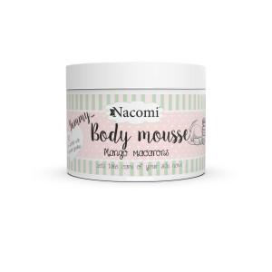 Spumă de corp - mango macarons - Nacomi