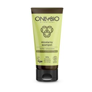 Şampon micelar pentru păr uscat și deteriorat - Only Bio