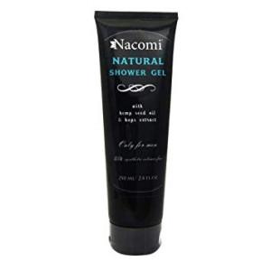 Gel natural de duș - numai pentru bărbați - Nacomi