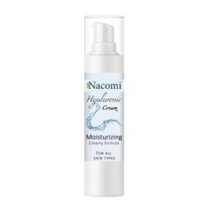 Cremă cu acid hialuronic pentru față - Nacomi