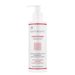 Balsam regenerant pentru păr - Naturativ