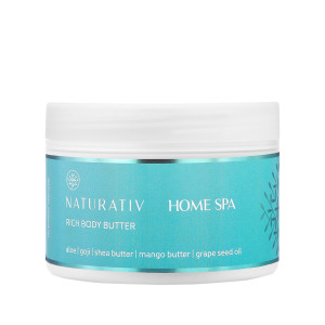 Unt de corp, Home Spa - Naturativ