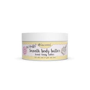 Unt fin de corp - napolitane dulci cu miere - Nacomi