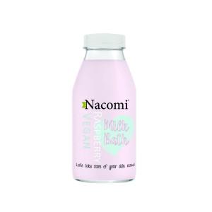 Lapte de baie - cu aromă de zmeură - Nacomi