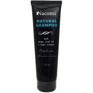 Șampon natural - numai pentru bărbați - Nacomi
