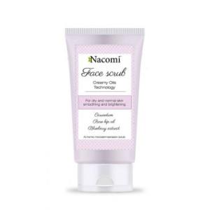 Scrub pentru netezirea feței - Nacomi