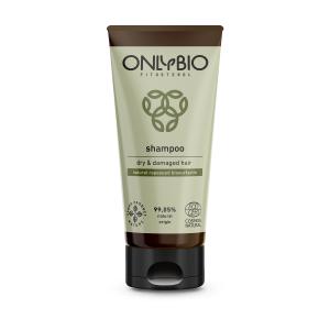 Şampon pentru părul uscat și deteriorat