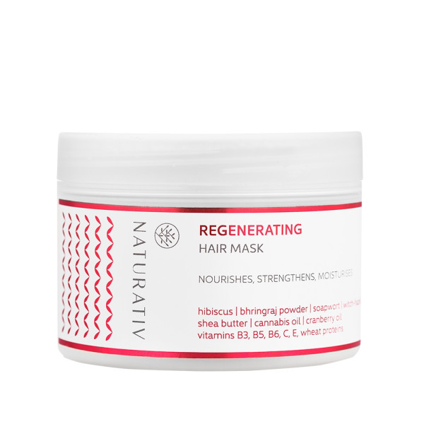 Mască de păr regenerantă - Naturativ
