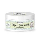 Mască de față din alge - ulei de măsline hidratant - Nacomi